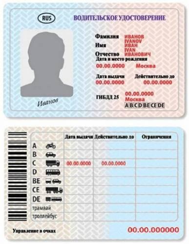 Куда идут деньги за госпошлину в гибдд водительское удостоверение разнообразные